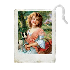 Vintage 1501591 1920 Drawstring Pouches (extra Large)