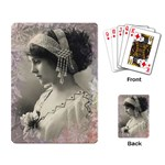 Vintage 1501540 1920 Playing Card Back