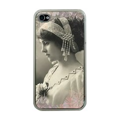 Vintage 1501540 1920 Apple Iphone 4 Case (clear)