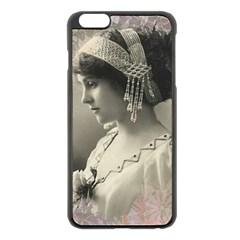 Vintage 1501540 1920 Apple Iphone 6 Plus/6s Plus Black Enamel Case