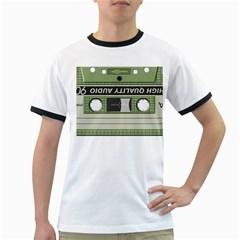 Cassette  Ringer T Shirts