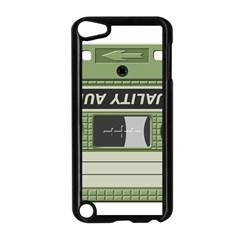 Cassette  Apple Ipod Touch 5 Case (black)