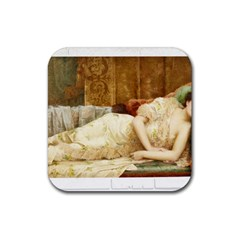 Vintage 1501595 1920 Rubber Coaster (square)