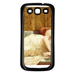 Vintage 1501595 1920 Samsung Galaxy S3 Back Case (black)