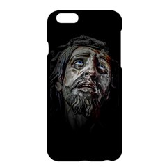Jesuschrist Face Dark Poster Apple Iphone 6 Plus/6s Plus Hardshell Case