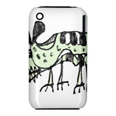 Monster Rat Pencil Drawing Illustration Iphone 3s/3gs