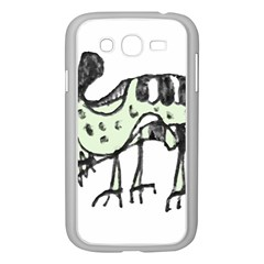 Monster Rat Pencil Drawing Illustration Samsung Galaxy Grand Duos I9082 Case (white)