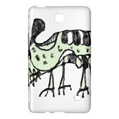 Monster Rat Pencil Drawing Illustration Samsung Galaxy Tab 4 (7 ) Hardshell Case