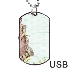 Background 1426677 1920 Dog Tag Usb Flash (two Sides)