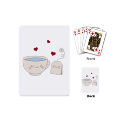 Cute Tea Playing Cards (mini)