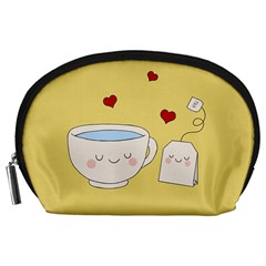 Cute Tea Accessory Pouches (large)