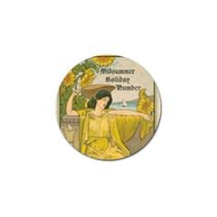 Vintage 1395176 1280 Golf Ball Marker (4 Pack)