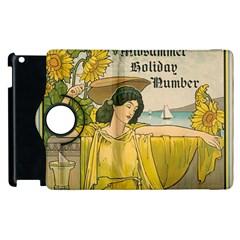 Vintage 1395176 1280 Apple Ipad 3/4 Flip 360 Case