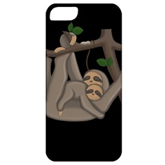 Cute Sloth Apple Iphone 5 Classic Hardshell Case