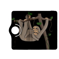 Cute Sloth Kindle Fire Hdx 8 9  Flip 360 Case