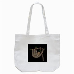 Cute Sloth Tote Bag (white)