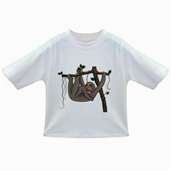 Cute Sloth Infant/toddler T Shirts
