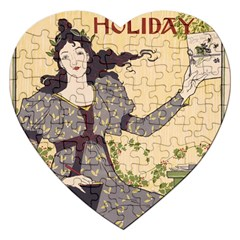 Vintage 1395178 1280 Jigsaw Puzzle (heart)