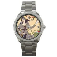 Vintage 1395178 1280 Sport Metal Watch