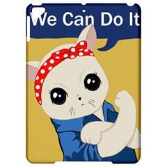 Feminist Cat Apple Ipad Pro 9 7   Hardshell Case