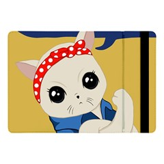Feminist Cat Apple Ipad Pro 10 5   Flip Case