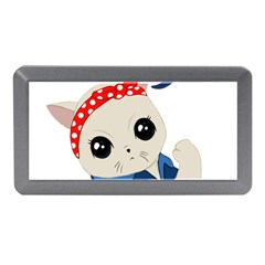 Feminist Cat Memory Card Reader (mini)