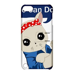 Feminist Cat Apple Ipod Touch 5 Hardshell Case With Stand