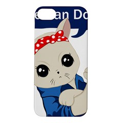 Feminist Cat Apple Iphone 5s/ Se Hardshell Case