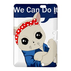 Feminist Cat Kindle Fire Hdx 8 9  Hardshell Case