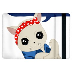 Feminist Cat Ipad Air Flip