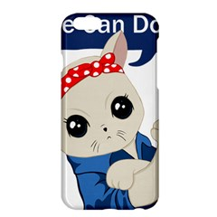 Feminist Cat Apple Iphone 6 Plus/6s Plus Hardshell Case