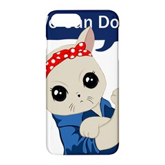Feminist Cat Apple Iphone 7 Plus Hardshell Case