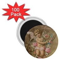 Cupid   Vintage 1 75  Magnets (100 Pack)