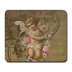 Cupid   Vintage Large Mousepads
