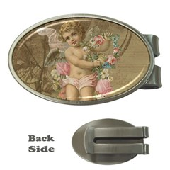 Cupid   Vintage Money Clips (oval)