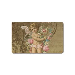 Cupid   Vintage Magnet (name Card)