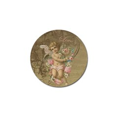 Cupid   Vintage Golf Ball Marker (4 Pack)