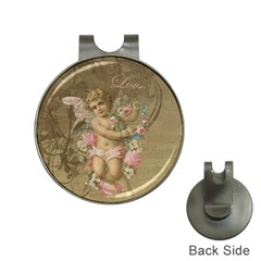 Cupid   Vintage Hat Clips With Golf Markers