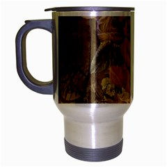 Cupid   Vintage Travel Mug (silver Gray)