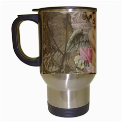 Cupid   Vintage Travel Mugs (white)