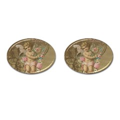 Cupid   Vintage Cufflinks (oval)
