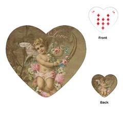 Cupid   Vintage Playing Cards (heart)