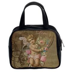 Cupid   Vintage Classic Handbags (2 Sides)