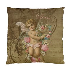 Cupid   Vintage Standard Cushion Case (one Side)