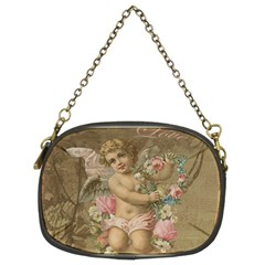 Cupid   Vintage Chain Purses (two Sides)