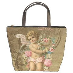Cupid   Vintage Bucket Bags