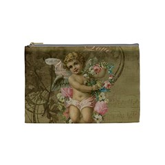 Cupid   Vintage Cosmetic Bag (medium)
