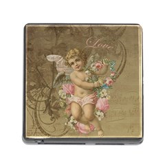 Cupid   Vintage Memory Card Reader (square)