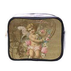 Cupid   Vintage Mini Toiletries Bags
