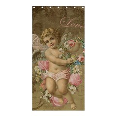 Cupid   Vintage Shower Curtain 36  X 72  (stall)
